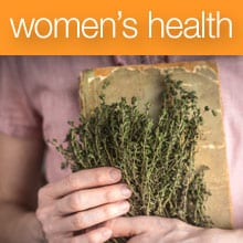 Women's Health eCourse Recommended Resources