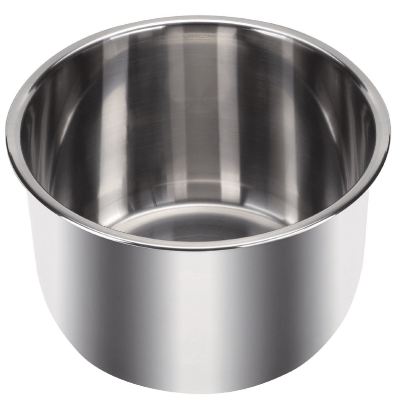 stainless steel instant pot insert