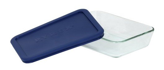 pyrex 3-cup rectangular