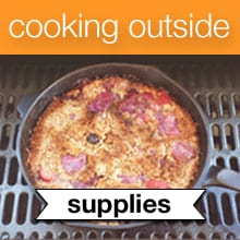 Cooking Outside eCourse Recommended Resources