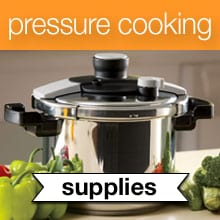 Pressure Cooking eCourse Recommended Resources