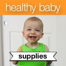Healthy Baby eCourse Recommended Resources